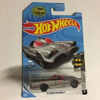 Hot Wheels - TV Series Batmobile (Batman - 3/5)