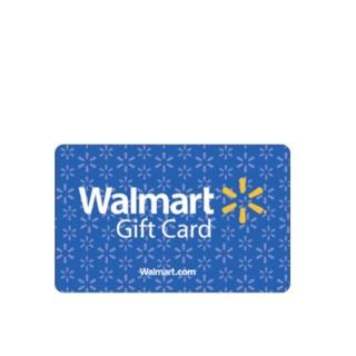 $10 Walmart Gift Card, FAN ME