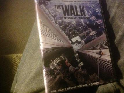 DVD- THE WALK