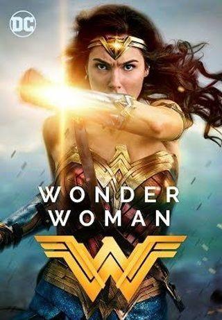 Wonder Woman 2017 Digital code only