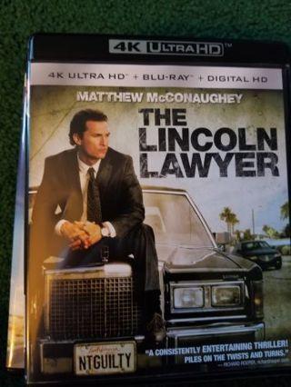 Lincoln lawyer uv