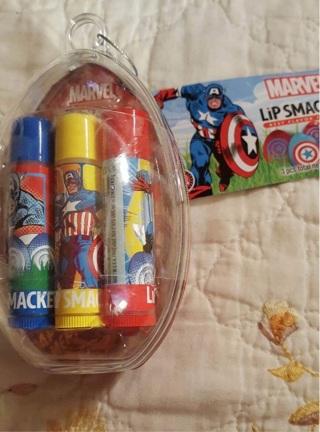 Marvel Lip Smackers