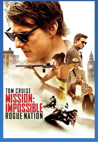 Mission: Impossible Rogue Nation iTunes ONLY digital HD