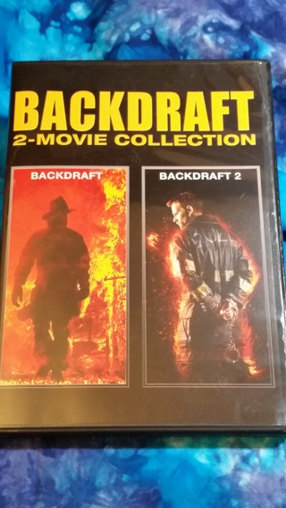 BACKDRAFT / BACKDRAFT 2 Combo DVD Set