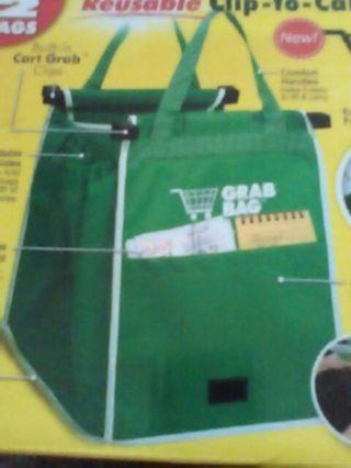Clip to cart shopping bag!
