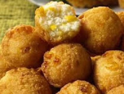 ☆ (New) Sweet Corn Hush Puppies Recipe ☆