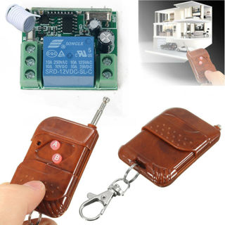 Remote Control Switch Transmitter