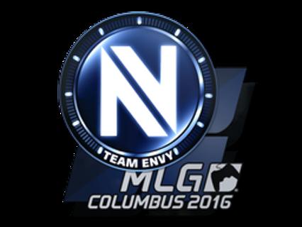 Free: Sticker | Team EnVyUs | MLG Columbus 2016 | Counter ...