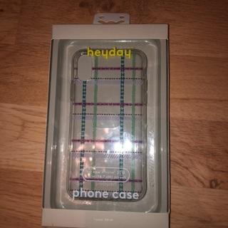 iPhone X Plaid Case