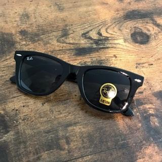 Black Rayban Wayfarer New Sunglasses