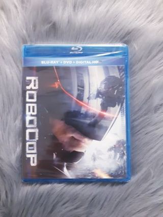 NEW ROBOCOP Blu-Ray +DVD +Digital HD