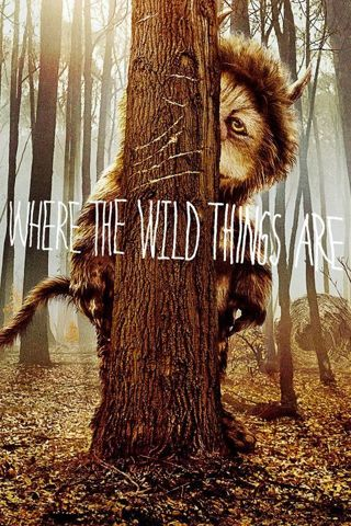 Where The Wild Things Are Digital Movie Code in HD