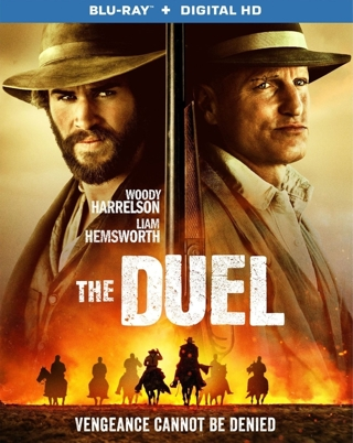 The Duel (Digital HD Download Code Only) **Woody Harrelson** **Liam Hemsworth**
