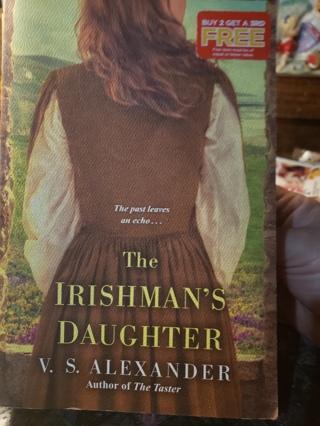 THE IRISHMANS DAUGHTER