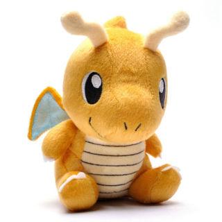 """New Pokemon Dragonite Cute Pokedoll Soft Stuffed Plush Doll Toy Great gift 7.5"""""""