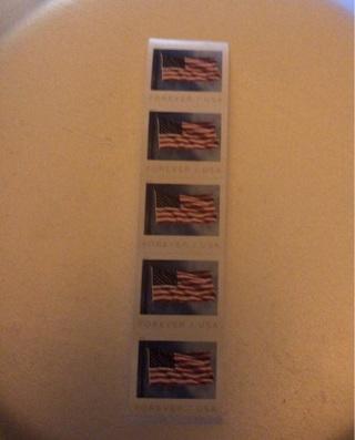 New forever stamp