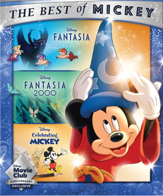 THE BEST OF MICKEY [GOOGLE PLAY REDEEM] 3 MOVIES