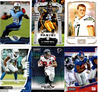 6 Awesome Football Cards to add to your Collection!!!