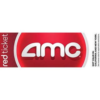 AMC Red Ticket