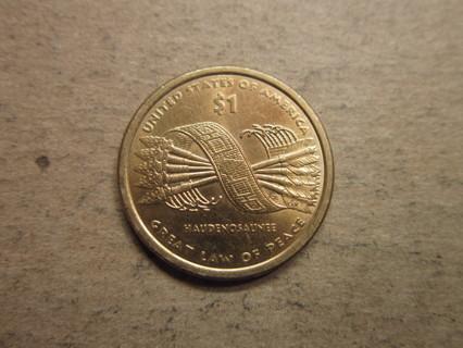 2010-D Sacagawea/Native American $1
