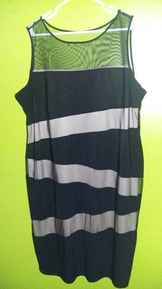 22 w pretty dress