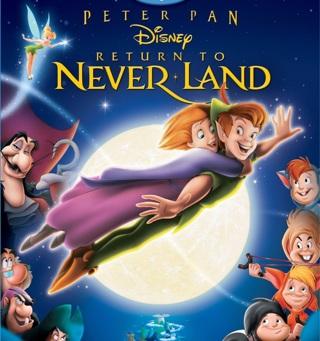Disney's Return to Neverland HD MA/DMR code