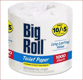 Walgreens Big Roll Bathroom Tissue - 30 Rolls - Gift Card