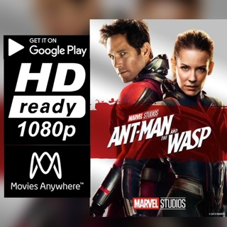ANT-MAN AND THE WASP HD GOOGLE PLAY CODE ONLY