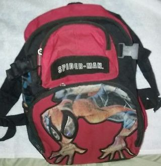 Boy's Marvel Spiderman Small PreSchool Backpack