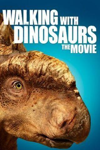 """Walking With Dinosaurs"" HDX-""Vudu/Movies anywhere"" Digital Movie Code"