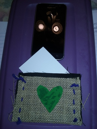 Shoo doo love intentions pouch