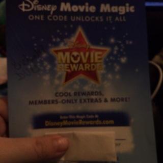 Disney Movie Rewards for Enchanted