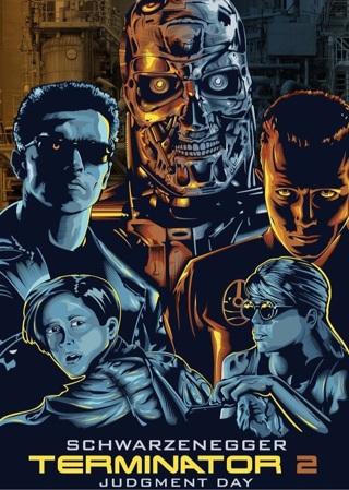 Terminator 2 HD Vudu code