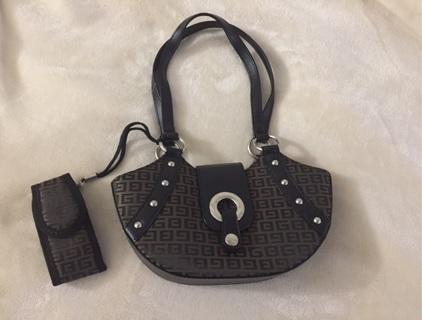 NWOTs Brown Handbag 5.5 x 10 x 2.5