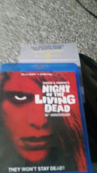 Night of the living dead digital copy