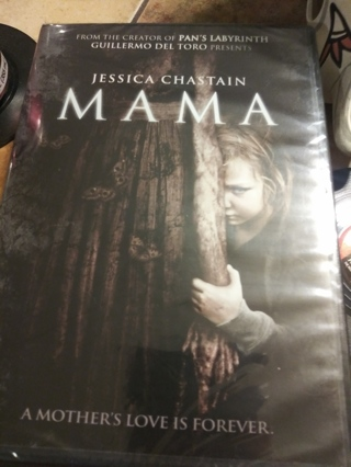 MAMA DVD FACTORY SEALED