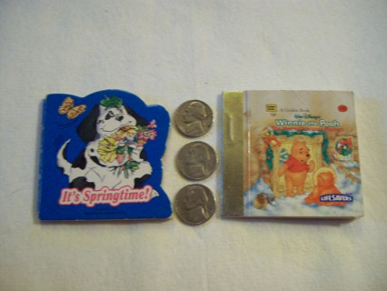 Miniature Golden Book and GoodTimes Book Publishing Division