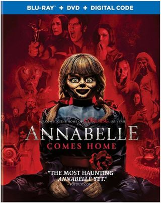 Annabelle Comes Home HDX Movies Anywhere, Vudu digital code