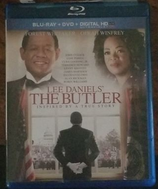 Lee Daniel's The Butler (2013) Digital Code NEW! Oprah Winfrey Forest Whitaker Robin Williams