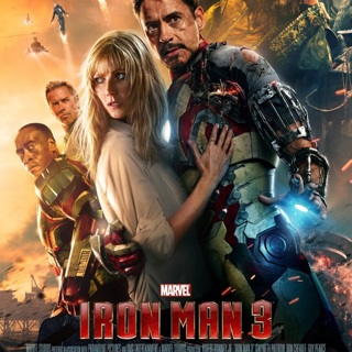 Iron Man 3 digital HD movie code