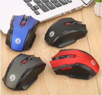 2.4Ghz Gaming Mouse Optical Mice Wireless USB Receiver For PC Laptop Mini T0016