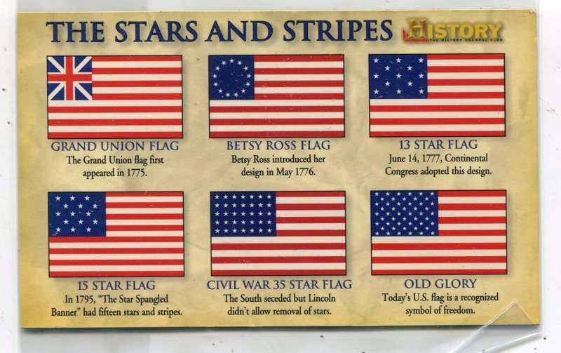 history of american flags Learn about american flag history from 1777 to the present this article takes a look at flag myths and legends along with legislation dealing with it.