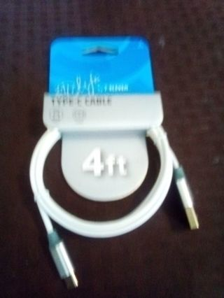 24/7 Life by 7-Eleven type-c cable