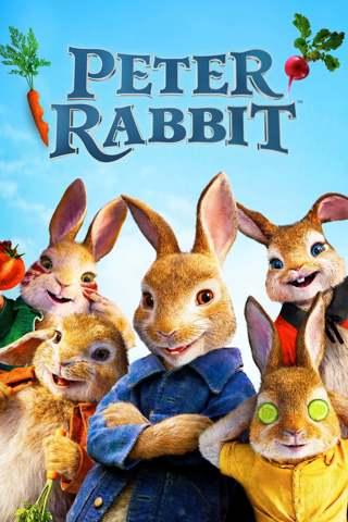 Peter Rabbit SD VUDU or iTunes Code