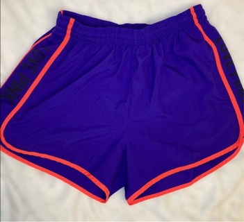 Victoria's Secret Purple Shorts