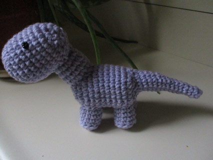 Baby Brontosaurus, New, Made by Me
