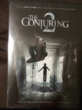 THE CONJURING 2 Brand New DVD
