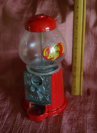 jelly belly dispenser instructions