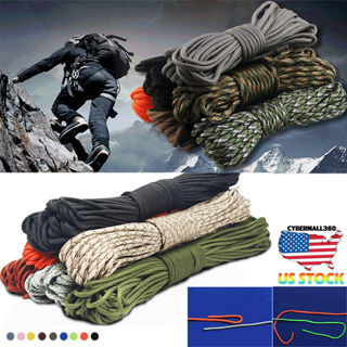 100FT Survival Camping  Rope