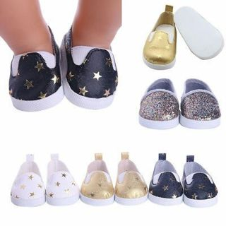 """Doll Clothes Shoes Fit 18"""" American Girl 43cm Baby Born Zapf Chirstmas Gift 3"""